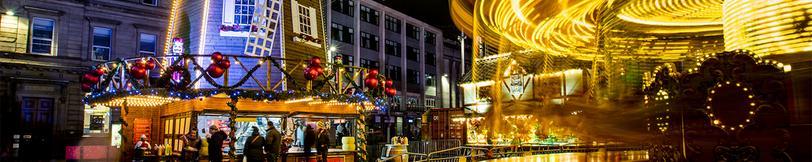 Skegness christmas illuminations in japan