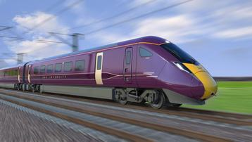 Abellio invests £400 million in new trains: Hitachi train